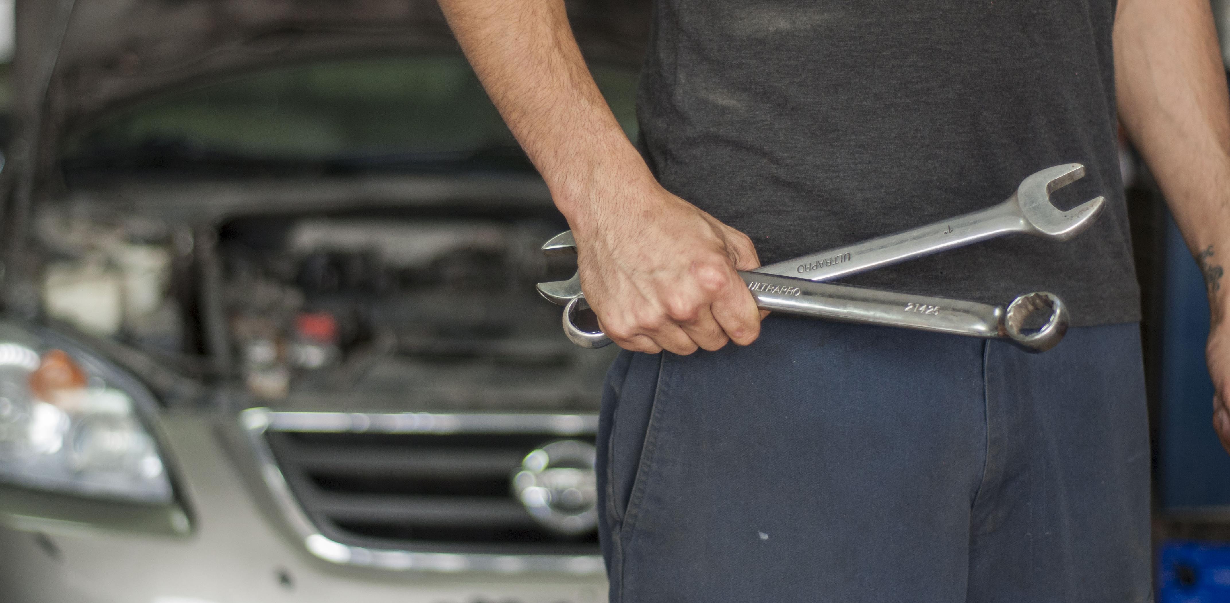 réparer carrosserie soi même